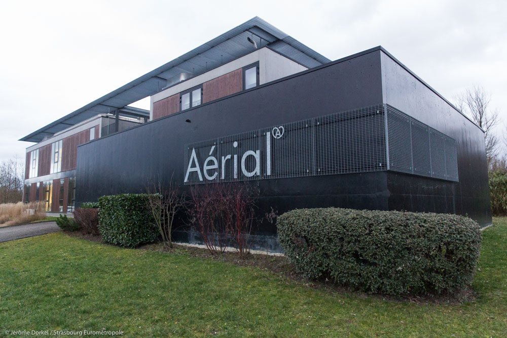 Strasbourg Success Story:  CRT Aérial's Feerix Project